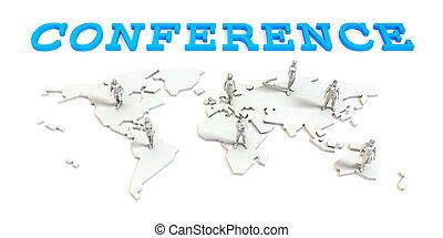 会議, グローバルなビジネス