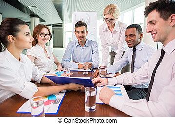 会議, ビジネス