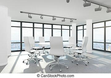 会議, 内部, 現代部屋