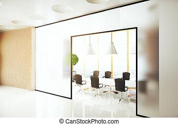 会議, 現代部屋