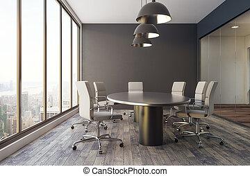 会議, 現代, 部屋
