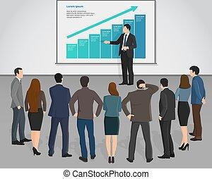 会議, 訓練, ビジネス 提示, レポート, 講義, ミーティング, セミナー