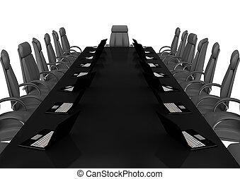会議, concept., 財政, ビジネス