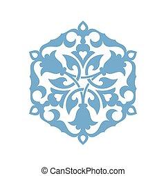 伝統的である, アラビア, 装飾