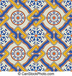伝統的である, パターン, 地中海