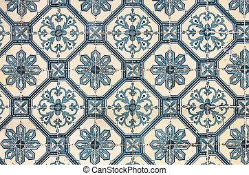 伝統的である, リスボン, ceramics., 古代, ポルトガル