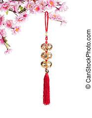 伝統的である, 中国語, 結び目