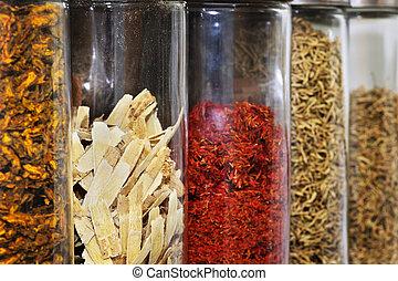 伝統的である, 中国語, 草 薬