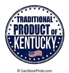 伝統的である, 切手, プロダクト, ケンタッキー