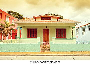伝統的である, 家, アメリカ, 南