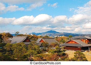 伝統的である, 日本語, 家, デザイン