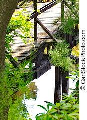 伝統的である, 橋, 日本語