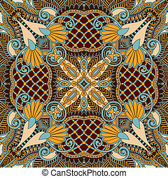 伝統的である, 装飾用, ペイズリー織, 花, バンダナ