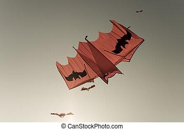 伝統的である, 韓国, 飛行, 南, 文化