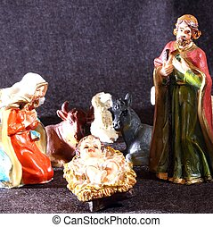 伝統, 家族, 神聖, クリスマス