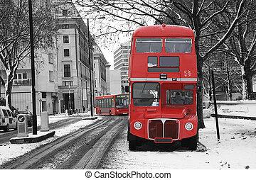 伦敦, 路线, 掌握, 公共汽车