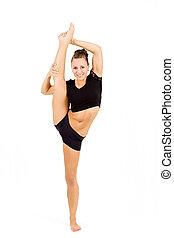 体操運動員, 職業婦女, 年輕