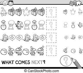 何か, ゲーム, 漫画, 来る, 次に