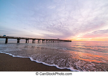 佛罗里达, 日出, 3