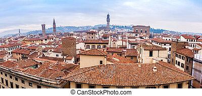 佛羅倫薩, 義大利, 都市風景
