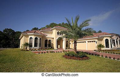 佛羅里達, 房子