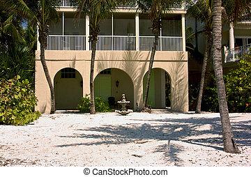 佛羅里達, 海灘房子