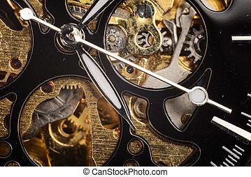 作られたスイス人, part., 贅沢, 腕時計