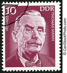 作家, ドイツ, 1975:, thomas, -, ショー, (1875-1955), mann
