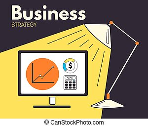 作戦, ベクトル, ビジネス
