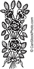 佩斯利螺旋花紋呢的設計