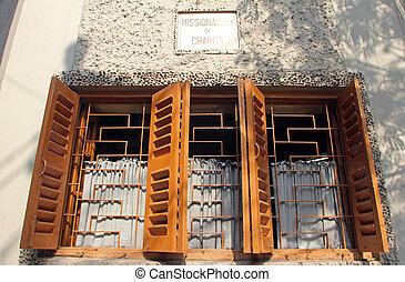 使われた, 窓, teresa, 家, 生きている, 母, どこ(で・に)か
