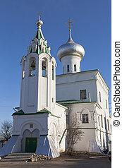 使徒, st. 。, vologda, アンドリュー, 教会