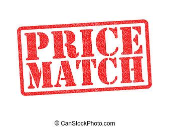 価格, マッチ