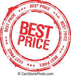 価格, 最も良く, stamp.