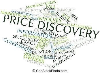 価格, 発見