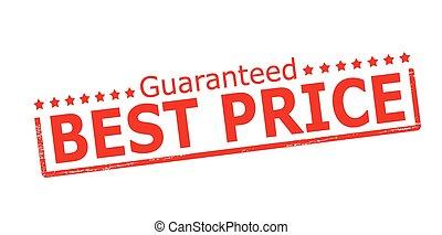 価格, guaranteed, 最も良く