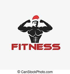 侧面影象, 性格, 玛丽, 健身, 帽子, 圣诞节, 人