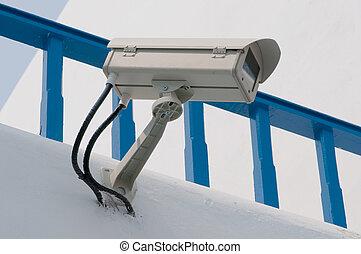保安用カメラ,