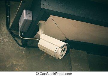 保安用カメラ, cctv