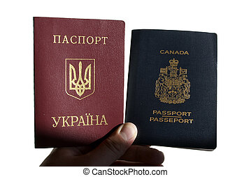 保有物, パスポート