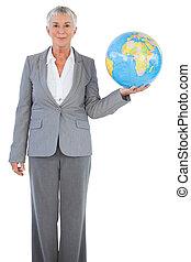 保有物, 地球, 女性実業家