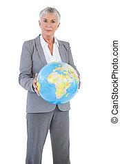 保有物, 地球, 深刻, 女性実業家