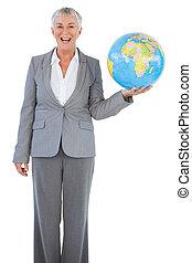 保有物, 幸せ, 地球, 女性実業家