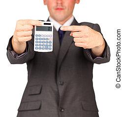 保有物, 計算機, ビジネスマン