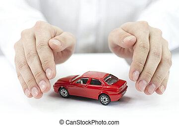 保護しなさい, あなたの, 自動車