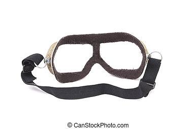 保護である, eyeglasses.