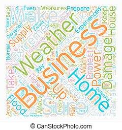 保護, 你, 家庭 事務, 從, 極端, 天氣, 正文, 背景, wordcloud, 概念