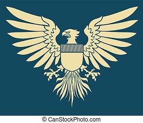 保護, 紋章