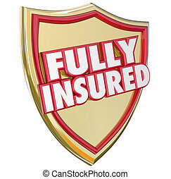 保護, 金, 十分に, 保険を掛けられた, 適用範囲, 戦略, 保険