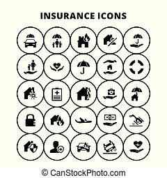 保険, アイコン